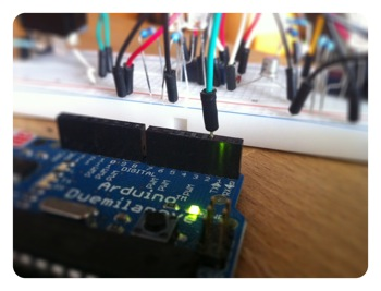 Arduino DOF